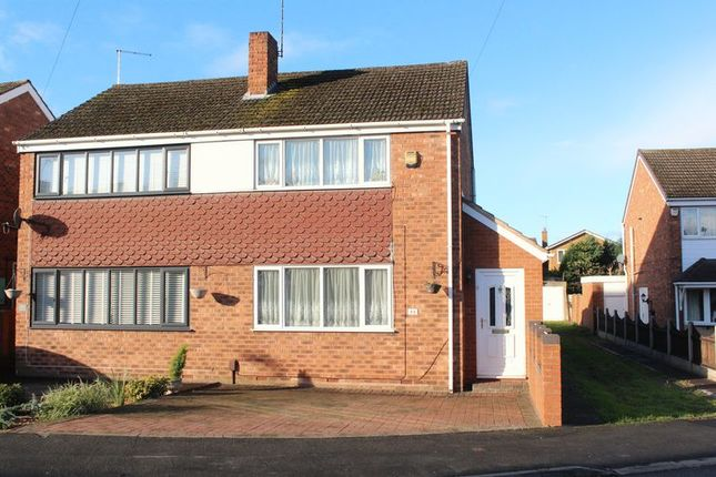 Thumbnail Semi-detached house for sale in Penzer Street, Kingswinford