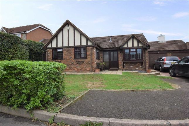 Thumbnail Detached bungalow for sale in Tudor Manor Gardens, Watford