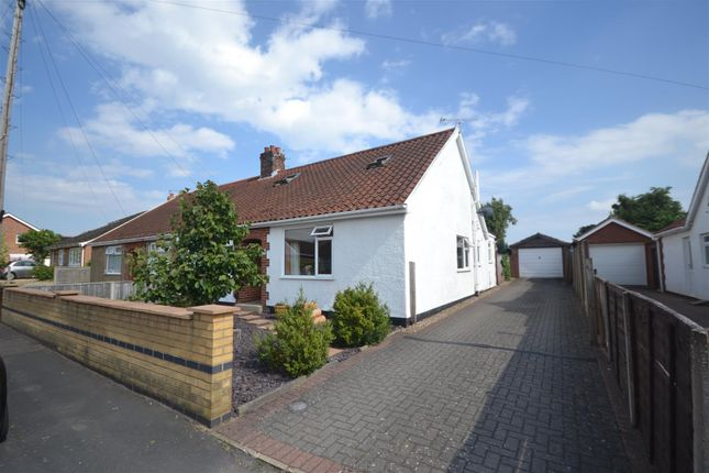 Thumbnail Semi-detached bungalow for sale in Hellesdon, Norwich