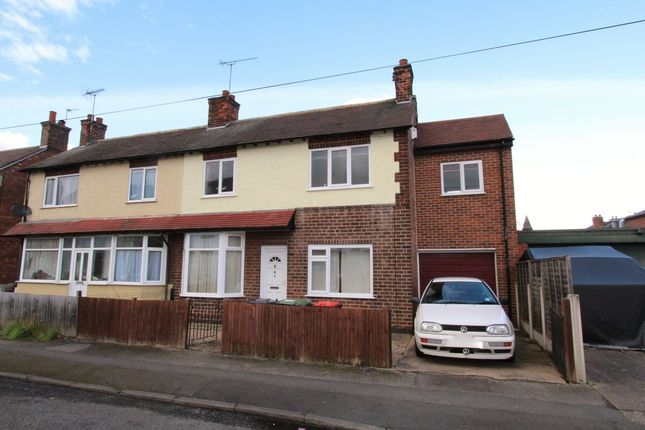 Thumbnail Semi-detached house to rent in King Street, Beeston, Nottingham