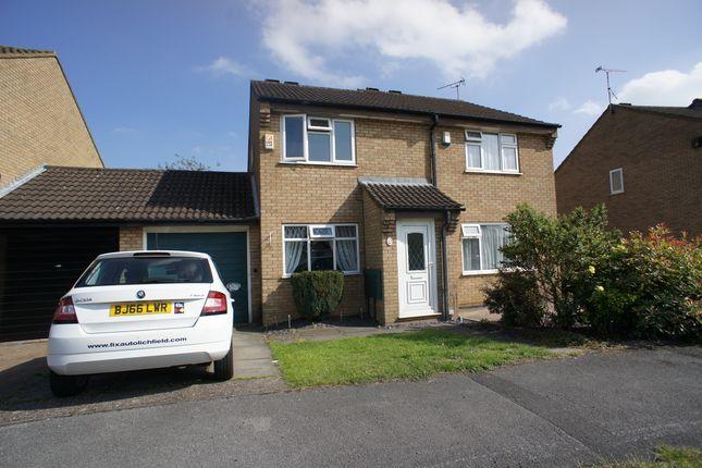 2 bed semi-detached house to rent in Keldholme Lane, Alvaston, Derby DE24