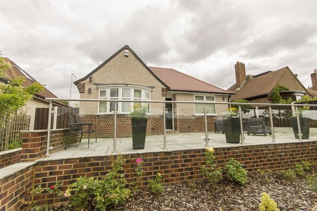 Thumbnail Detached bungalow for sale in Southdene, Newbold Road, Upper Newbold, Chesterfield