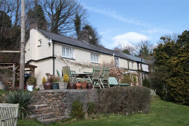 Thumbnail Semi-detached house for sale in Twowatersfoot, Liskeard, Cornwall