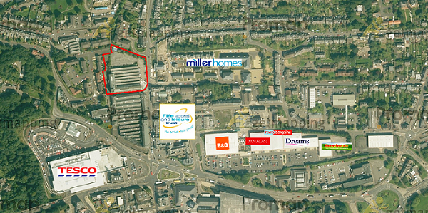 Thumbnail Land for sale in Preston Crescent, Preston Street, High Valleyfield, Dunfermline