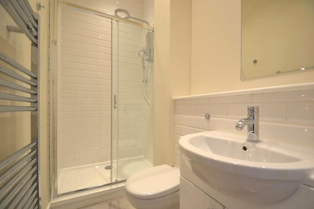 Bathroom of King Street, Hammersmith W6
