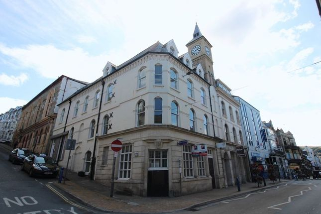 Thumbnail Flat for sale in 136 - 137 High Street, Ilfracombe