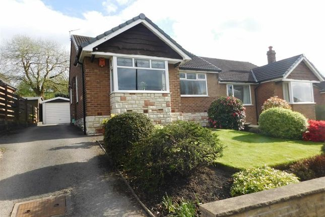 Thumbnail Semi-detached bungalow for sale in Oxford Drive, Woodley, Stockport