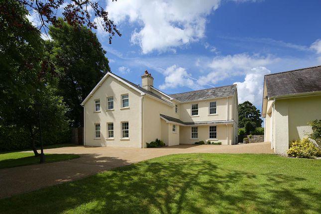 Thumbnail Detached house to rent in Penllyn, Cowbridge