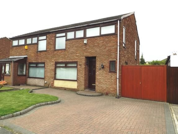 Thumbnail Semi-detached house for sale in Alscot Avenue, Fazakerley, Liverpool, Merseyside