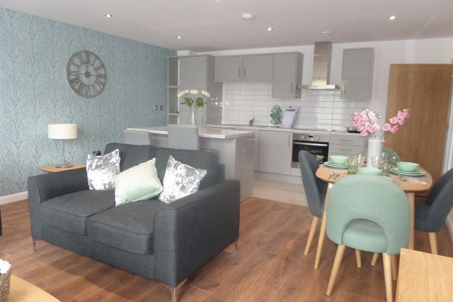 Thumbnail Flat to rent in Lombard House, Lombard Street, City Centre