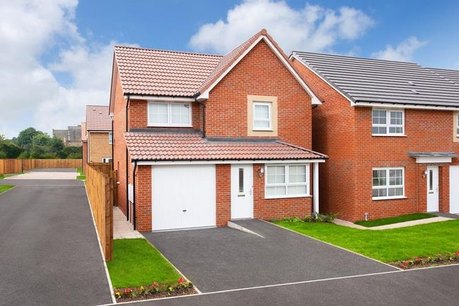 "Thumbnail Detached house for sale in ""Derwent"" at Beech Croft, Barlby, Selby"