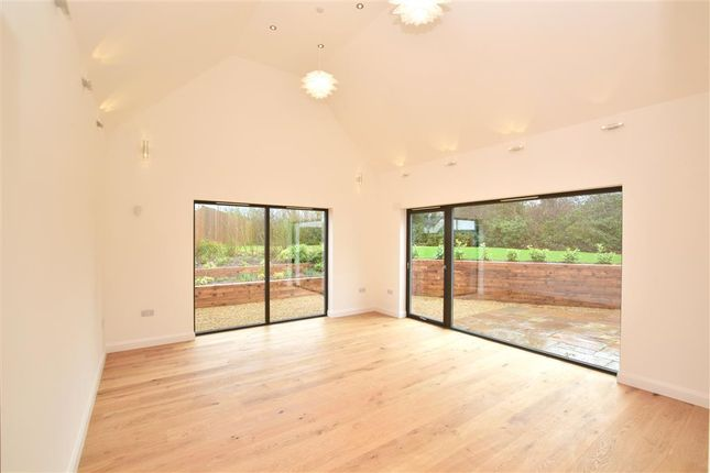 Thumbnail Detached house for sale in Hyde Drive, Ifield, Crawley, West Sussex