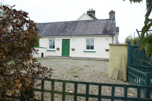 Thumbnail Cottage for sale in Trebedw, Llandysul