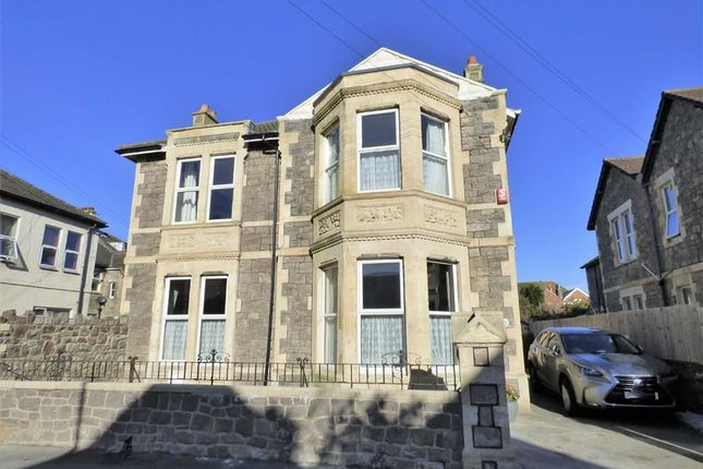 Thumbnail Detached house for sale in Severn Road, Weston-Super-Mare
