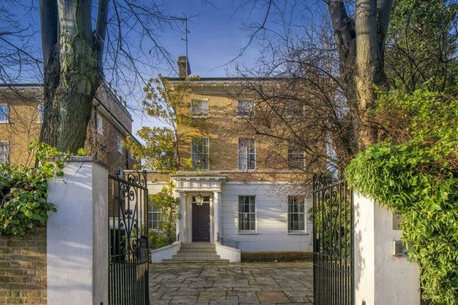 Thumbnail Property for sale in Cavendish Avenue, St John's Wood, London