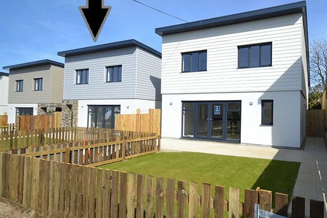 Thumbnail Detached house for sale in The Carracks, St Ives, Cornwall