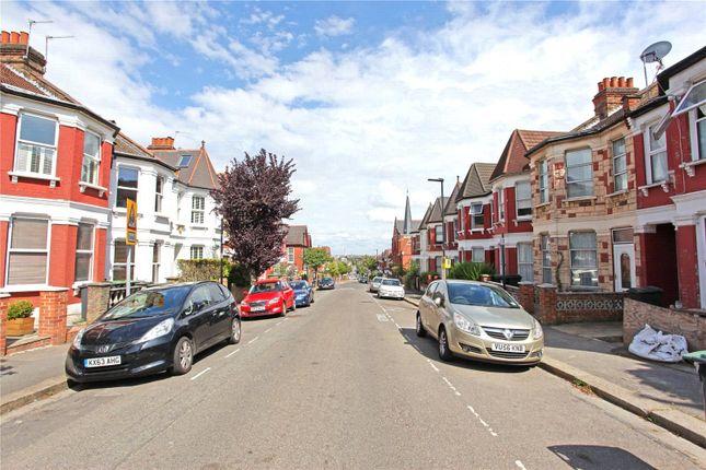 Street View of Mattison Road, London N4