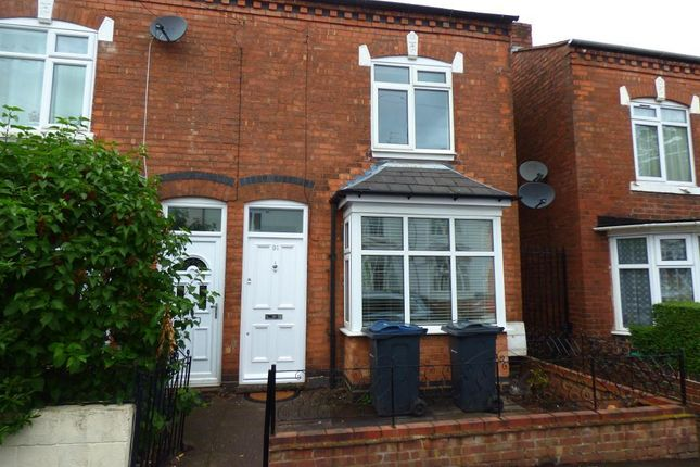 Thumbnail Terraced house to rent in Clarence Road, Harborne, Birmingham