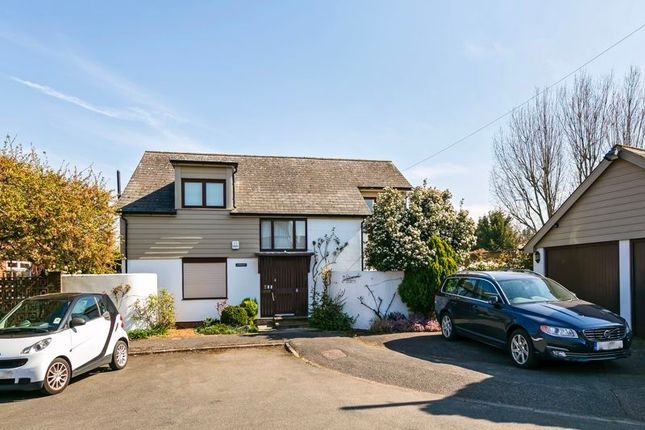 Thumbnail Detached house for sale in Molember Road, East Molesey