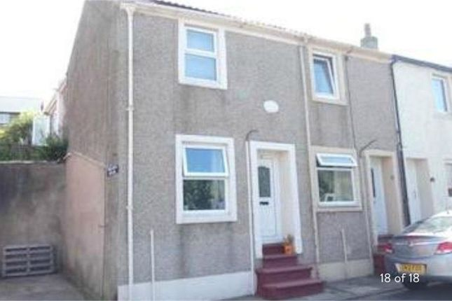 Thumbnail End terrace house for sale in Main Street, St Bees, Cumbria