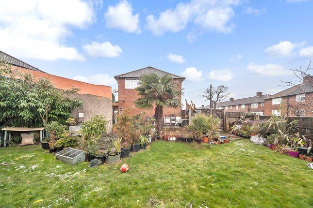 Garden of Offenham Road, Mottingham, London SE9