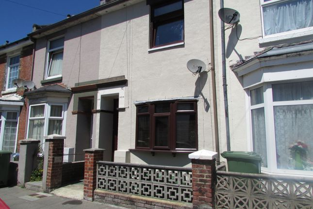 Thumbnail Terraced house to rent in Clive Road, Portsmouth, Hampshire