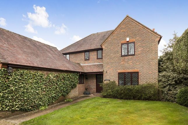 Thumbnail Detached house to rent in Church Road, Windlesham