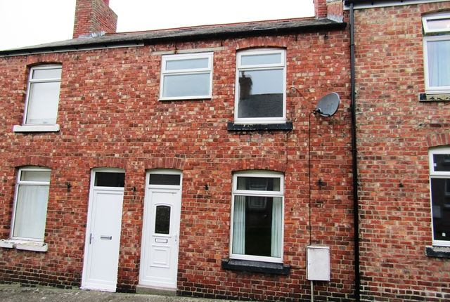 Thumbnail Terraced house to rent in Forth Street, Chopwell, Newcastle Upon Tyne