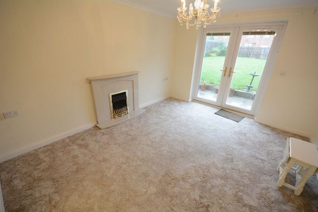 Thumbnail Flat for sale in Owen Court, Clayton Le Moors, Accrington