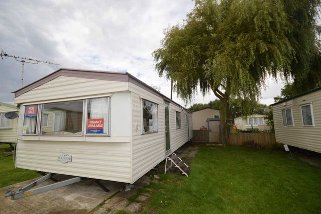 Thumbnail Mobile/park home for sale in Winchelsea Sands Holiday Park, Pett Level Road, Winchelsea