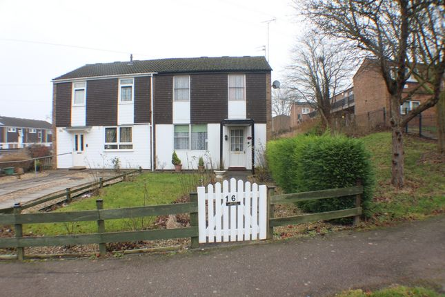 Thumbnail Terraced house to rent in Greenacre Drive, Leicester