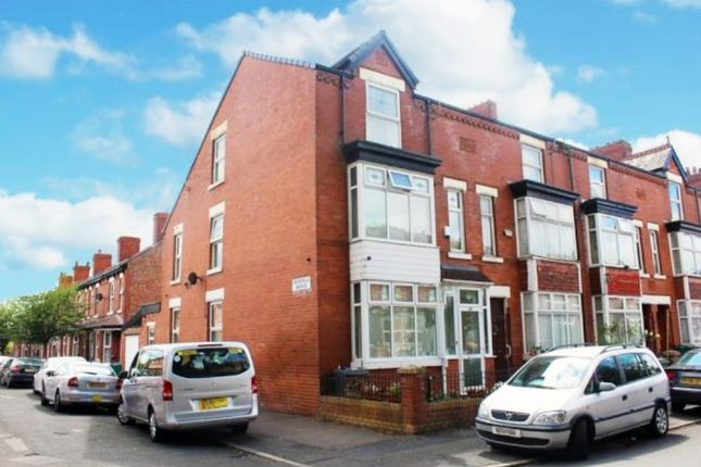 Thumbnail End terrace house for sale in Clarendon Road, Manchester