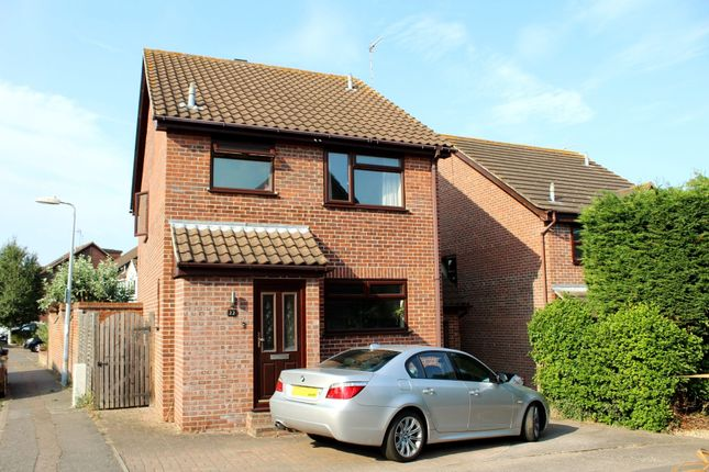 Thumbnail Detached house for sale in Sandpiper Close, Colchester