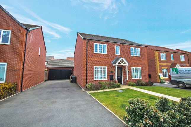 Thumbnail Detached house for sale in Alan Smith Close, Polesworth, Tamworth