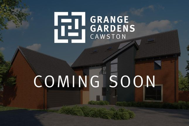 Thumbnail Detached house for sale in Coventry Road, Cawston, Rugby
