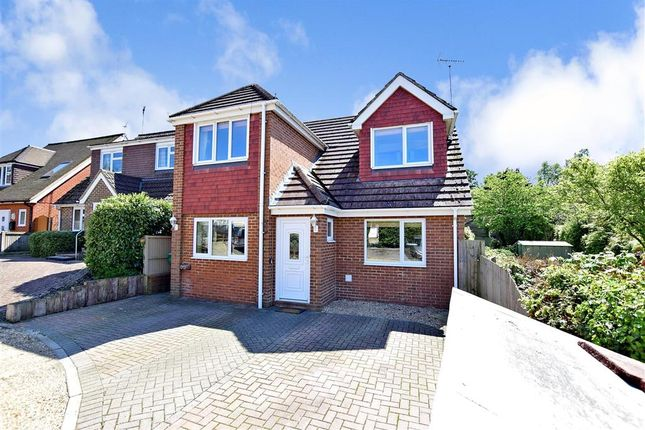 Thumbnail Detached house for sale in Silverhill Gardens, Willesborough, Ashford, Kent