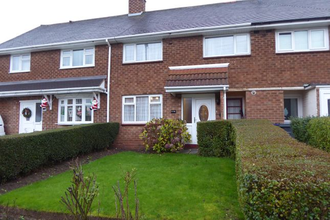 3 bed terraced house for sale in Popes Lane, Kings Norton, Birmingham