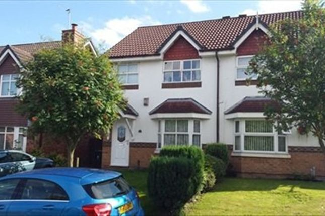 Thumbnail Semi-detached house to rent in Watling Way, Whiston, Prescot