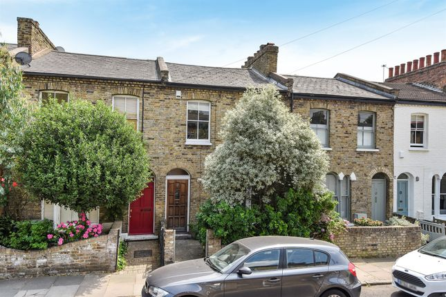 Thumbnail Terraced house for sale in Mount Pleasant Crescent, London