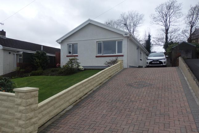 Thumbnail Detached bungalow for sale in St. Marys Rise, Burry Port