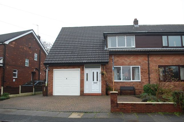 Thumbnail Semi-detached house for sale in Arden Close, Ashton-Under-Lyne