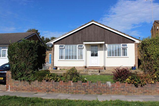 Thumbnail Detached bungalow for sale in Wellington Road, Denton, Newhaven
