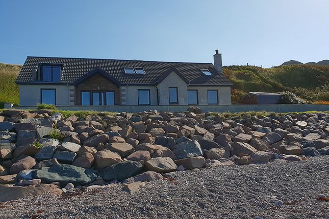 Thumbnail Detached house for sale in Low Road, Gairloch