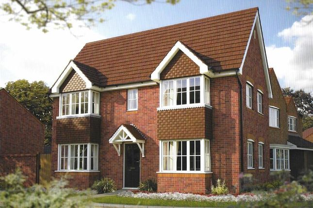 Thumbnail Property for sale in Marbury Meadows, Wrenbury, Nantwich