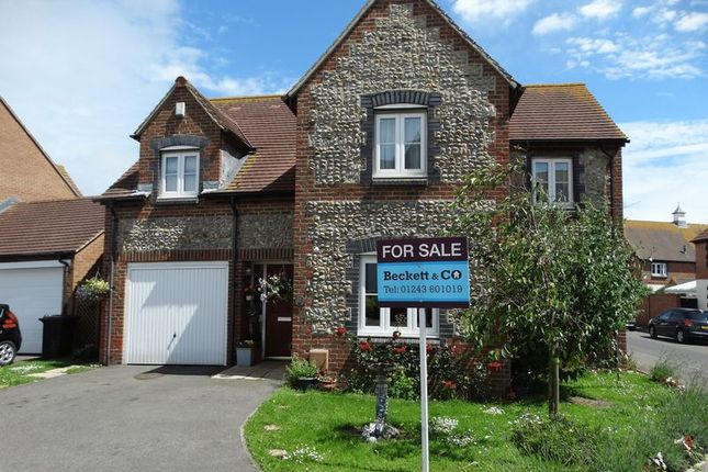 Thumbnail Detached house for sale in Millington Drive, Selsey, Chichester