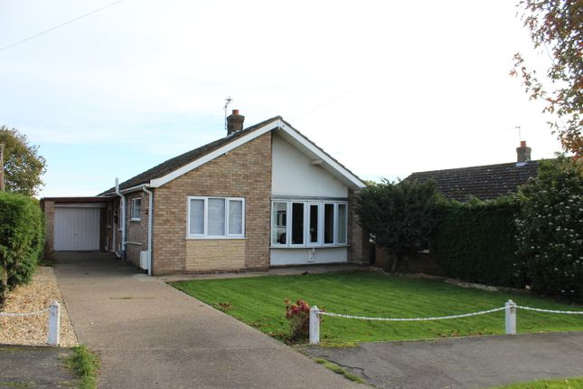 Thumbnail Detached bungalow for sale in Meadow Rise, Saxilby