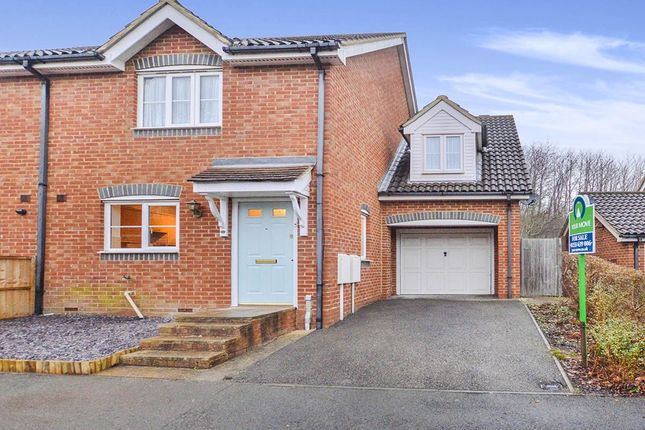Thumbnail Semi-detached house for sale in Blossom Lane, Ashford