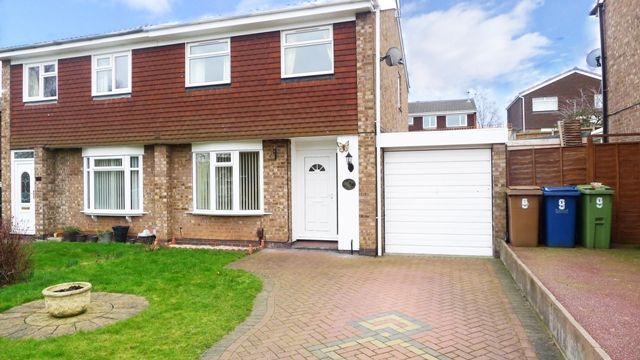 Thumbnail Semi-detached house to rent in Cypress Close, Stafford