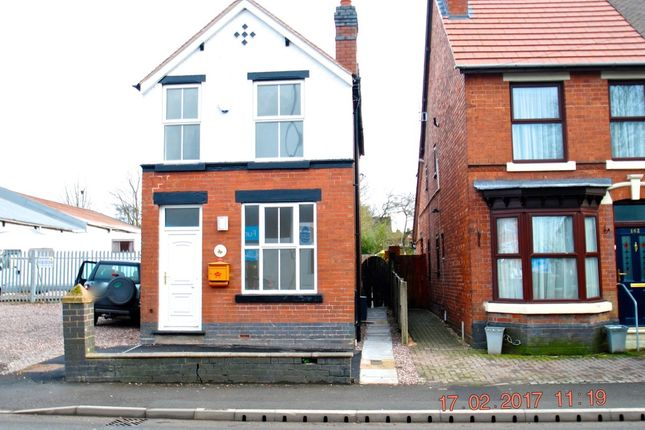 3 bed detached house to rent in Stafford Rd, Cannock