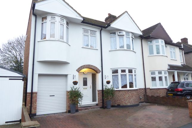 Thumbnail Semi-detached house for sale in Sydney Road, South Bexleyheath, Kent